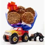Monster Truck Cookie