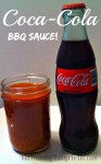 I've always wanted to try Coca-Cola Barbecue sauce. You know what? It's amazing! This recipe is so good, y'all! Perfect for summer BBQs!