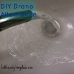 DIY Drano Alternative