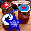 DIY Mason Jar Cups
