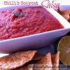 Chili's Copycat Salsa