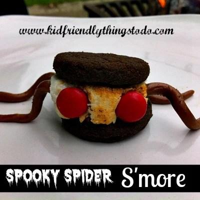 Spooky Smores!