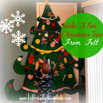 A roundup of tried and true Christmas Crafts