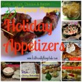 A Collection of Appetizers, and Finger Foods!