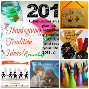 Thanksgiving Tradition Roundup!