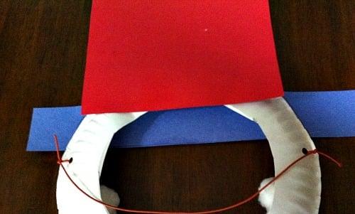 Uncle Sam Patriotic Hat! Cute!