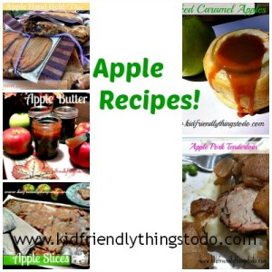 Apple Recipes!