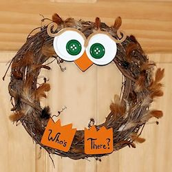 Adorable, and creative fall crafts! I love fall!