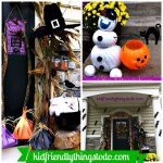 Halloween Olaf, Witches, and Bats!