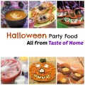 Great Halloween Party Food, Drinks, Appetizers, and Dessert!
