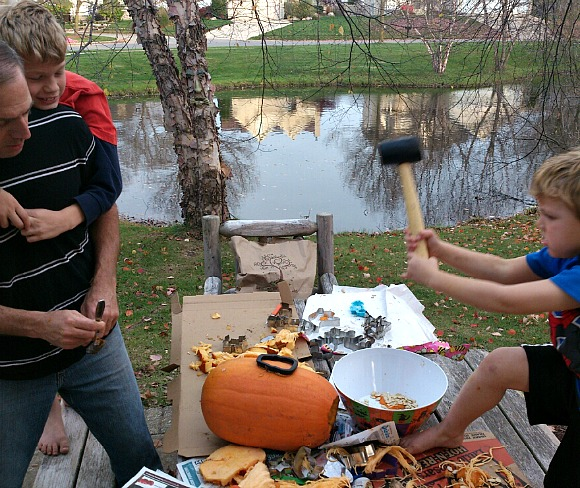 pumpkin-time-with-kids