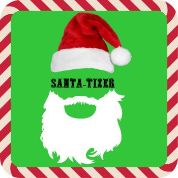 Free Santa-Tizer Printable