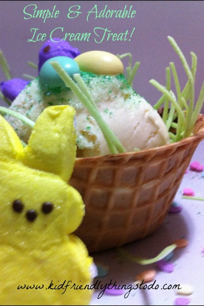 Check out this collection of Easter desserts! Adorable and Simple - my favorite combination!