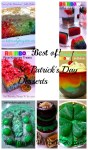 Best of St. Patrick's Day Desserts from Kid Friendly Things To Do