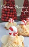 Christmas Coconut Macaroon Angels. So Darling! - KidFriendlyThingsToDo.com