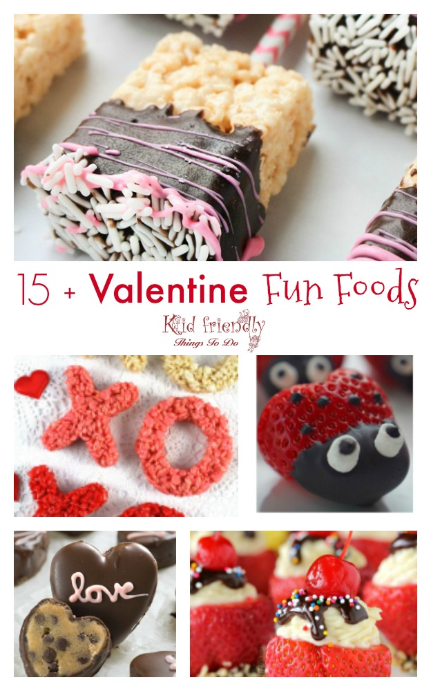 Valentine 39 s day fun food round up for Good ideas for things to do on valentines day