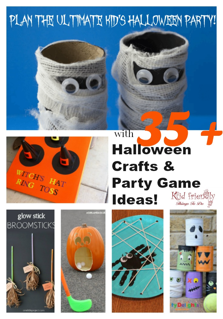 Cute Halloween Treat Bags
