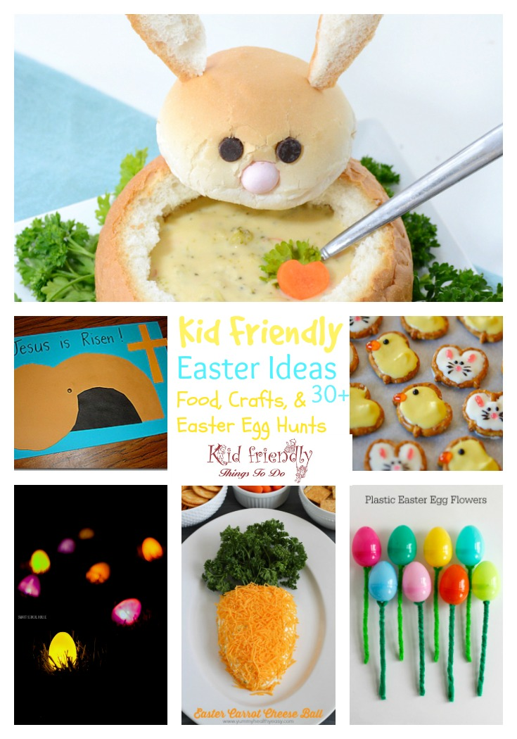 over 30 easter egg decorating ideas egg hunt ideas and crafts for kids to make - Christian Easter Decorating Ideas