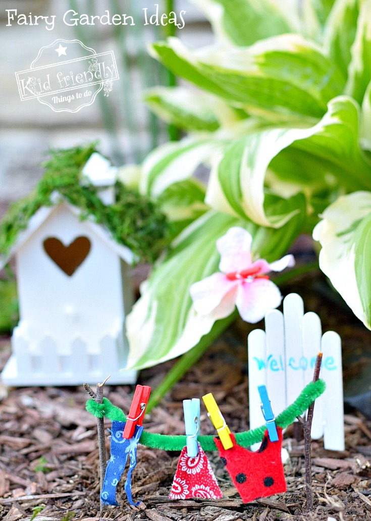 Make summer magical. Invite fairies to your fairy farm and cute country home this summer. A cute and easy DIY with the kids! www.kidfriendlythingstodo.com