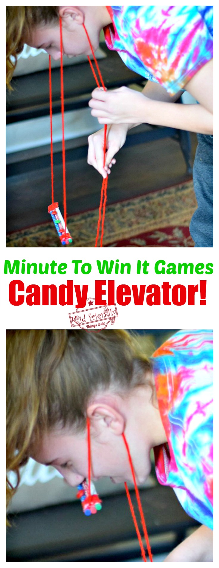 Minute To Win It Games For Kid