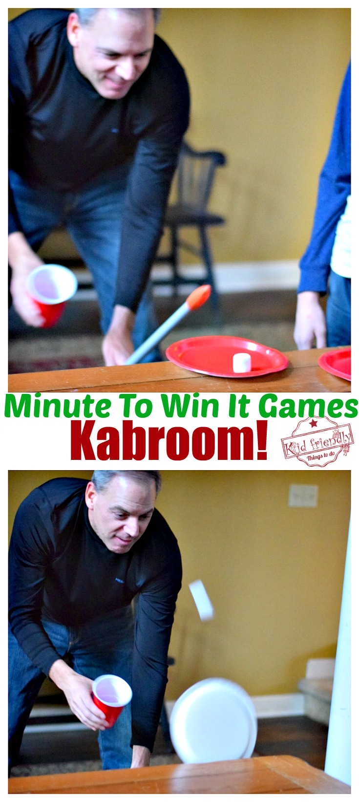 End-of-Year Minute to Win It Games | Scholastic