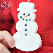 Make Sugar Ornaments With the Kids for a Fun Winter or Christmas Craft