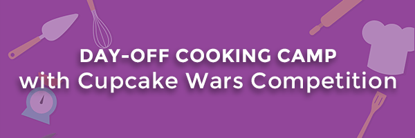 WAITLIST for SOLD OUT Day-off Cooking Camp w/ Cupcake Wars Competition | Ages 7-12 | Naperville, IL
