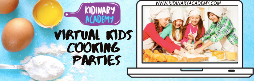 Kids Virtual Cooking Party