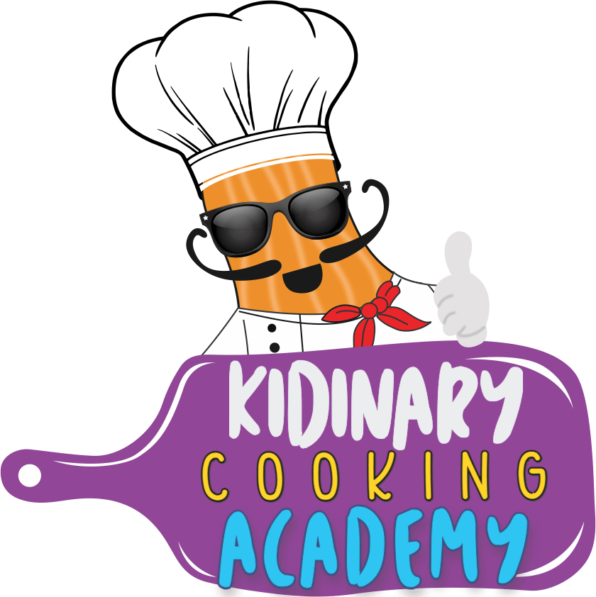 Kidinary Cooking Academy full logo