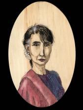 Ang San Suu Kyi