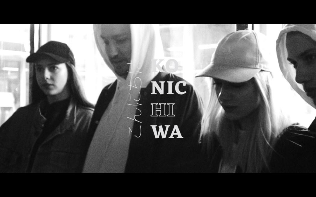 """Music Video Production """"GERARD – KONICHIWA"""""""