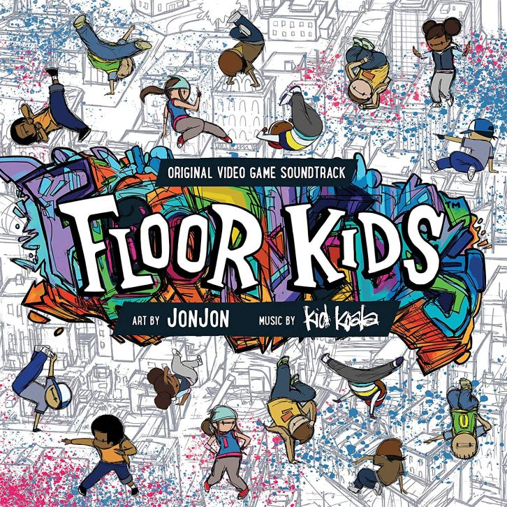 Kid Koala Floor Kids <span>Original Video Game Soundtrack</span>