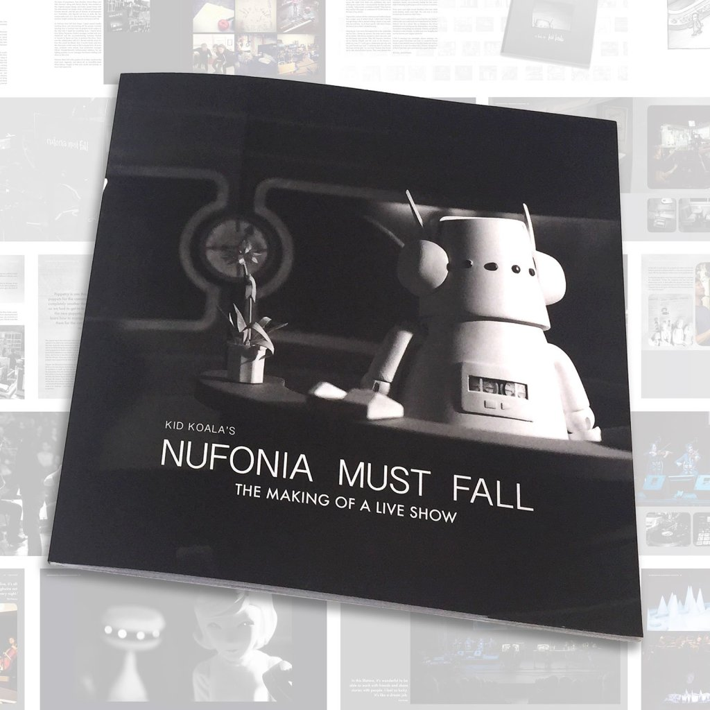 The Making of a Live Show <span>Kid Koala's Nufonia Must Fall</span>