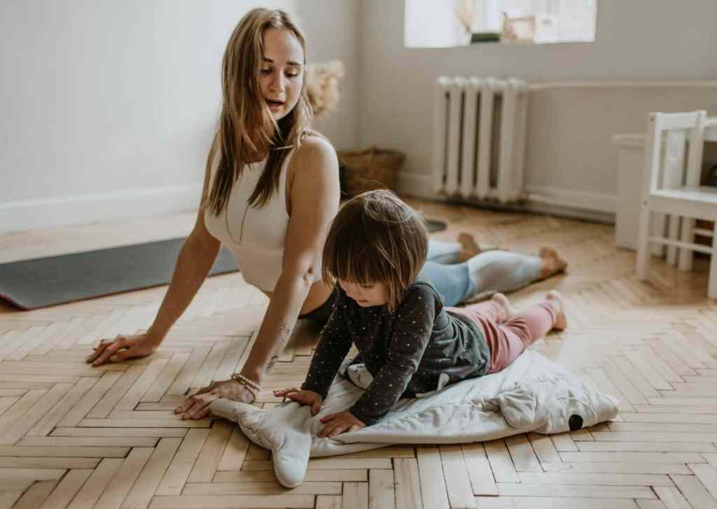 le Yoga pour booster la confiance en soi de l'enfant