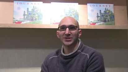 Candlewick's Five Questions (Plus One) with Aaron Becker