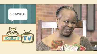 KidLit TV   StoryMakers with Rita Williams-Garcia