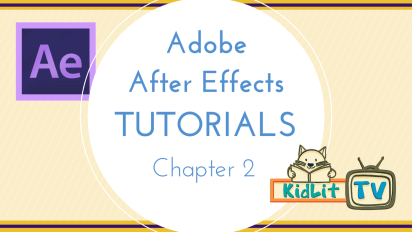 Chapter Two – The Anatomy of After Effects (AE Series)