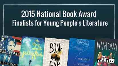 National Book Award Shortlist Announced:  Will This Be Steve Sheinkin's Year?
