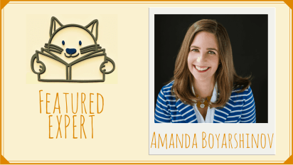 Featured Expert: Amanda Boyarshinov on Literacy