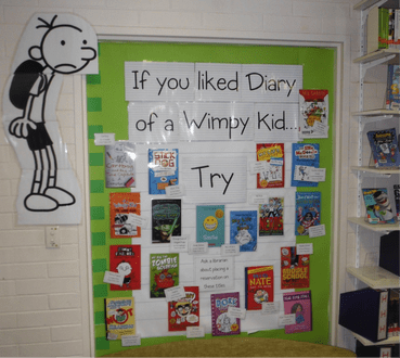 If You Liked Diary of a Wimpy Kid…