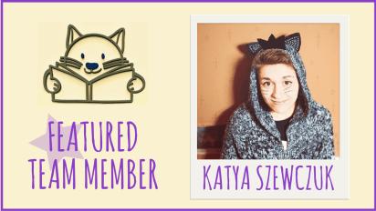 Featured Team Member | Katya Szewczuk Teaches Kids&Teens How to Make Comics