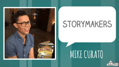 StoryMakers | Mike Curato's Little Elliot Books