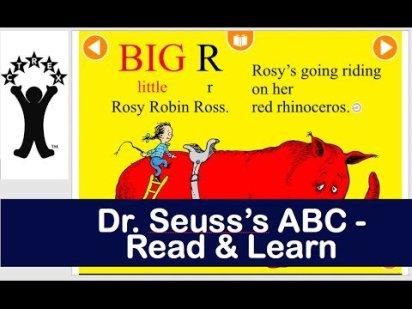 Dr. Seuss's ABC – Read & Learn