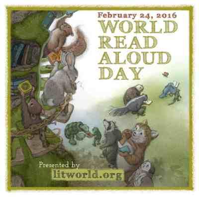 World Read Aloud Day 2016