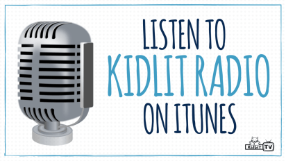 KidLit Radio, Now On iTunes!