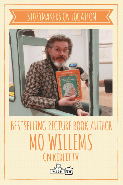 StoryMakers On Location - Mo Willems