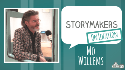 StoryMakers On Location | The Art and Whimsy of Mo Willems