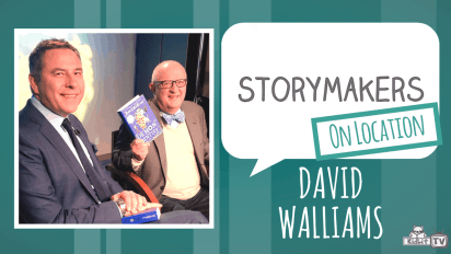 StoryMakers | David Walliams's 'Demon Dentist'