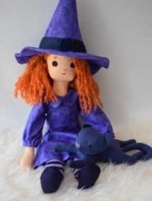 Custom Hildie Doll-2