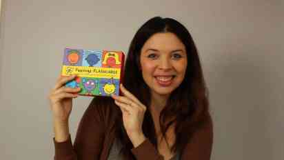 Teaching Kids To Share – Feeling Flashcards